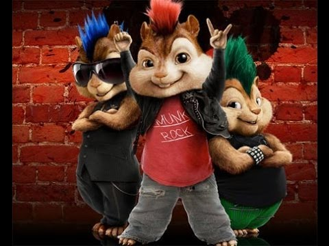 what does the fox say alvin and the chipmunks lyrics