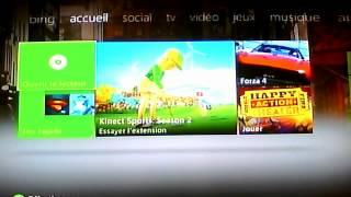 TUTO Xbox 360 supprimé des compte ou donné en 30 seconde