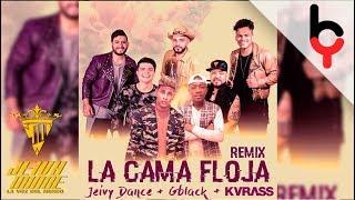 "Video Jeivy Dance Ft Grupo Kvrass y G Black - La Cama Floja ""Takitá""  (Remix) download MP3, 3GP, MP4, WEBM, AVI, FLV Oktober 2018"