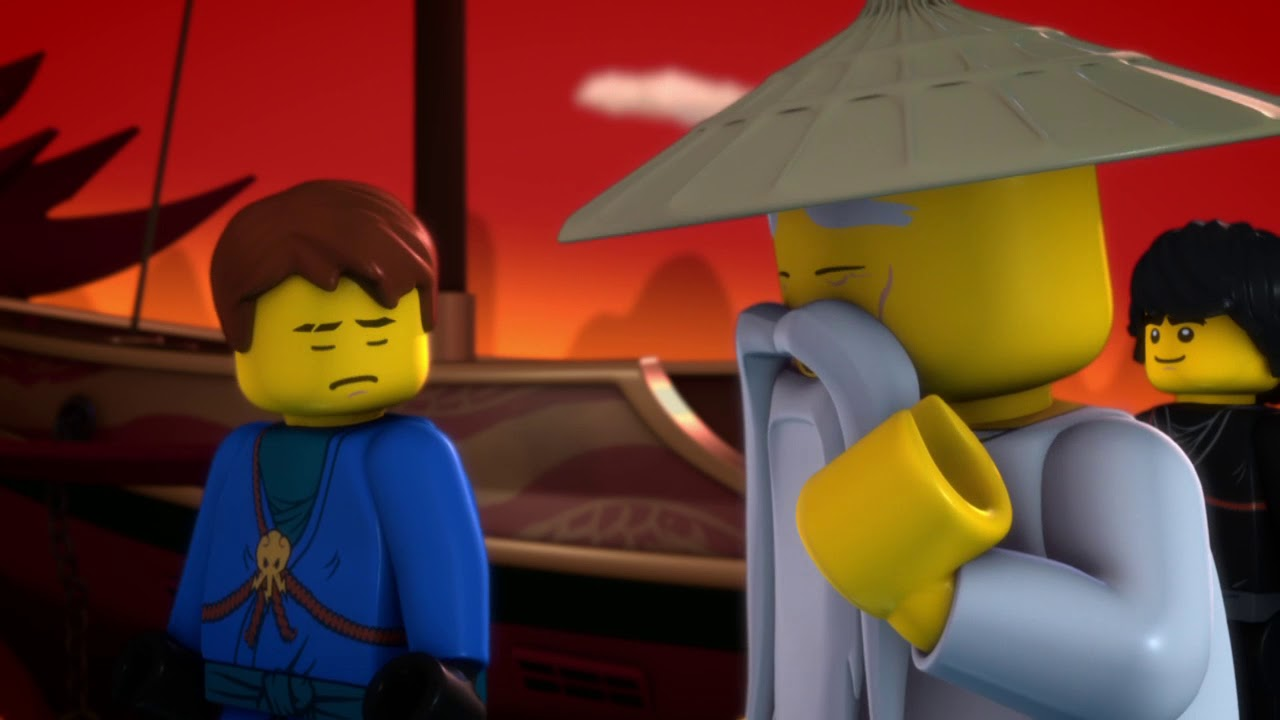 Download LEGO Ninjago - Season 1 Episode 3 - Snakebit - Full Episodes English Animation for Kids