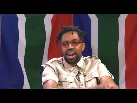 South Africa Today & Beyond  S03 EP09 with Kagiso Lediga
