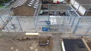 Video Industrieweg 39 Duivendrecht - Siem Steur Staalconstructies