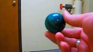 Wham-O Superball vs. 50¢ Rubber Ball