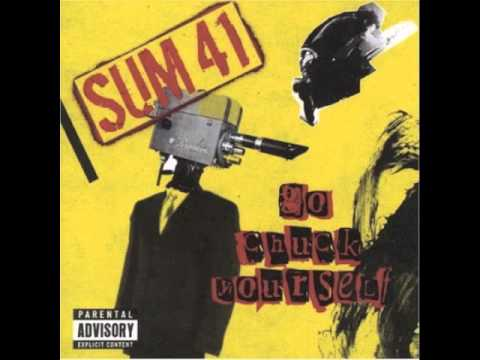 Sum 41 - Go Chuck Yourself (full album)