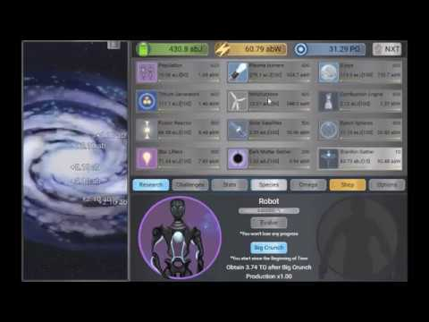 Kongregate Cosmos Quest Cheat Maximum Energy - YouTube