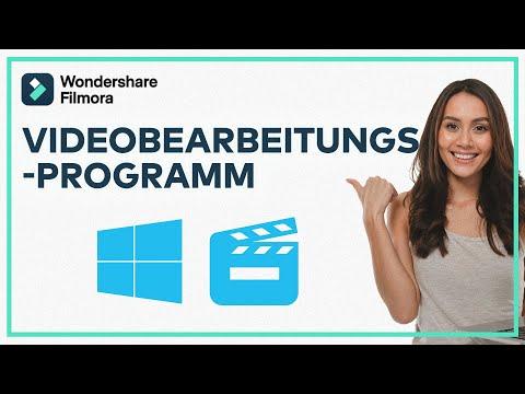 Wie Sie Videos mit dem besten Videobearbeitungsprogramm für Windows 10 bearbeiten können