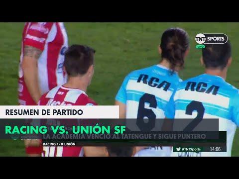 Resumen de Racing vs Unión SF (1-0) | Fecha 6 - Superliga Argentina 2018/2019