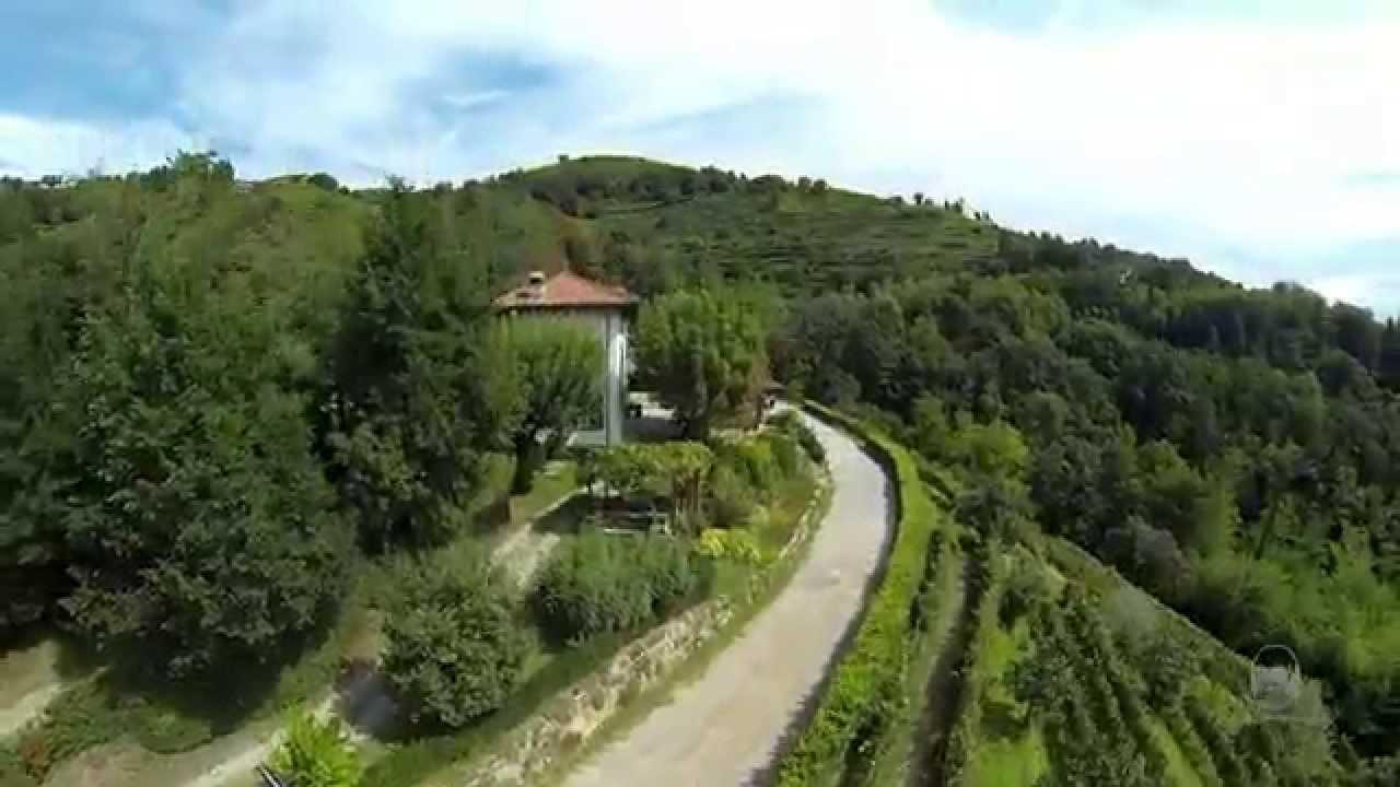 Tenuta Valcurone Montevecchia Drone - YouTube