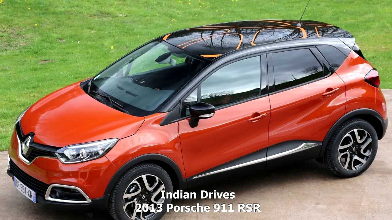 2014 Renault Captur SUV - First Look - YouTube