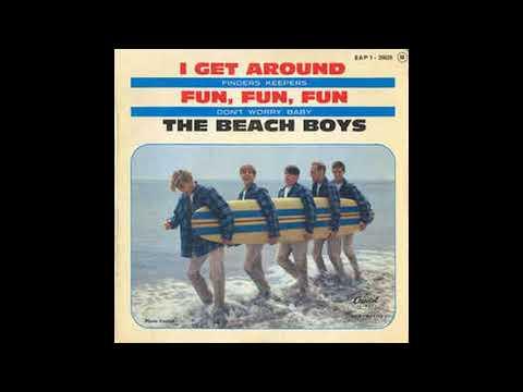 The Beach Boys - I Get Around | 1 HOUR