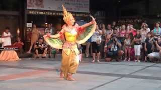 Thai Culture Dance festival in Bulgaria, Varna 2013
