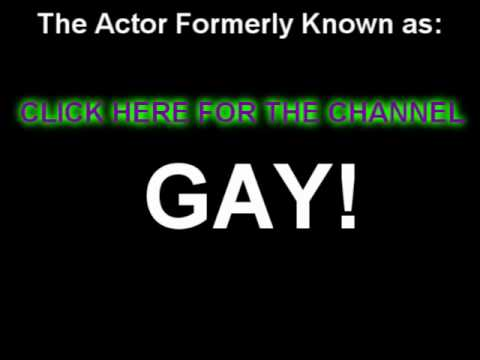 Announcements from The Actor Formerly Known as GAY