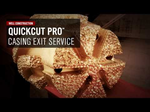 Casing exits delivered in a single trip with QuickCut Pro service