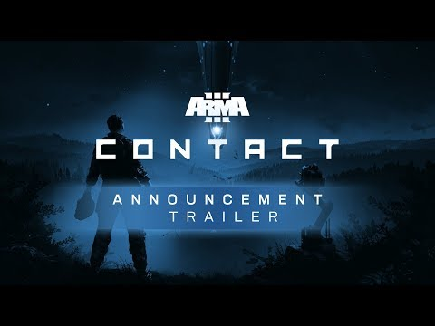 Arma 3 Contact - Announcement Trailer