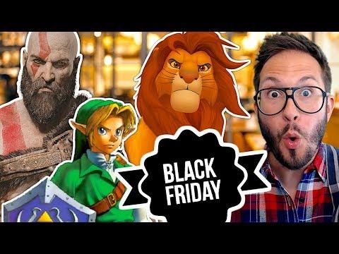 Un nouveau Zelda bientôt ? L'après God of War, le Roi Lion et Soldes Black Friday !