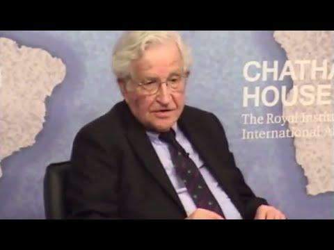 Noam Chomsky - The Jewish Lobby