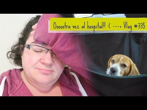 Oooootra vez al hospital!! 😢😢😢 - Vlog #335 - Nuestra vida en Australia