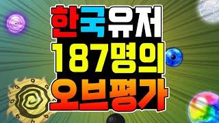 올스타 타워 디펜스 오브 순위 한국유저 187명이 투표…