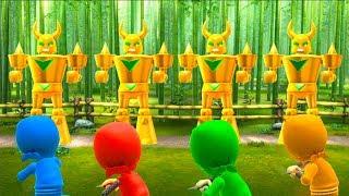 Wii Party U - Dojo Domination Standard #14 | JinnaGaming
