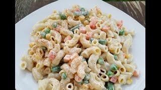 How To Make A Classic American Macaroni Salad Recipe