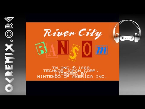 OC ReMix #732: River City Ransom 'River City Rammstein' [Mid Boss Theme] by Mazedude