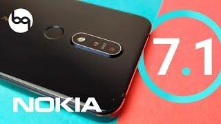 Nokia 7.1 обзор, впечатления от использования