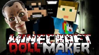Minecraft   The Haunted Doll Maker   Hugo is a JERK!