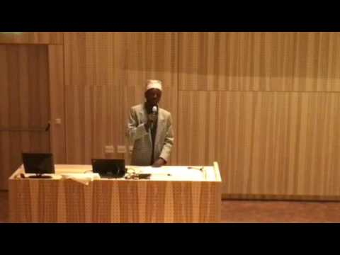 Graduation speech Samwel Ntapanta Msc Human Security (Aarhus University 2017)