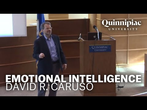 """Leading with Influence: Emotional Intelligence"" - David R. Caruso"