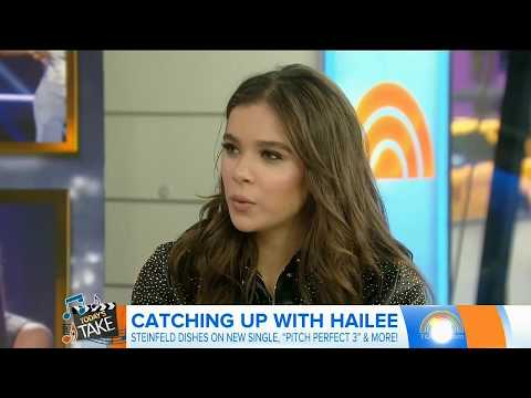 Hailee Steinfeld Interview (7.14.2017)(Today Show HD)