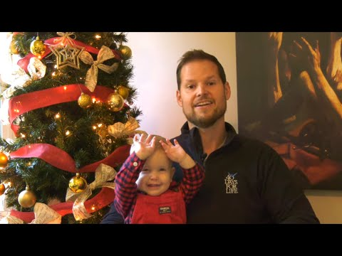 Merry Christmas from 40 Days for Life