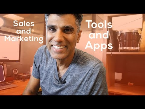 Essential Apps and Tools for Productive Sales and Marketing thumbnail