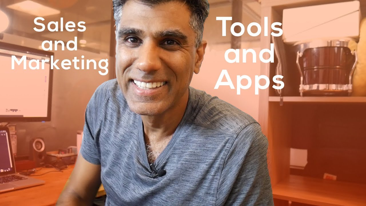 Essential Apps and Tools for Productive Sales and Marketing