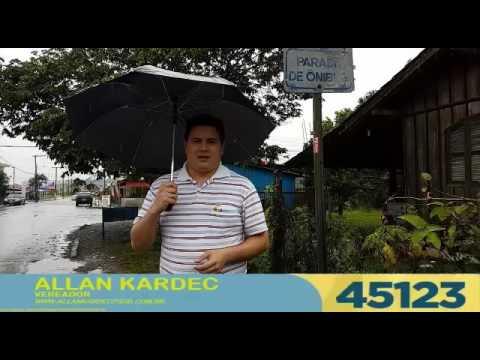 Vereador Allan Kardec