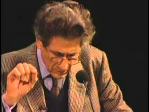Edward Said - The Myth of the 'Clash of Civilizations