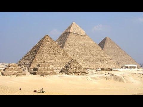 Giza - Egipt -  الجيزة - Piramidy w Gizie - Egypt - Piramida Cheopsa - Piramida Chefrena - Sfinks