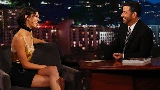 Jimmy Kimmel Tells Kendall Jenner Neighbors Were 'Up in Arms' When She Moved into Her New Home
