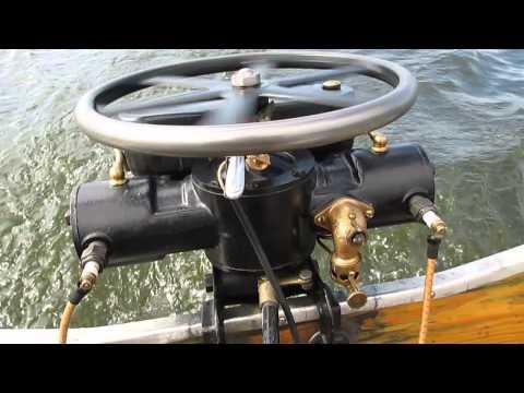 1915 Koban Outboard Motor