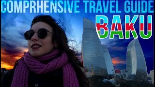 Travel Guide - Baku   Info about Hotels, Flight, Food and Transportation with cost