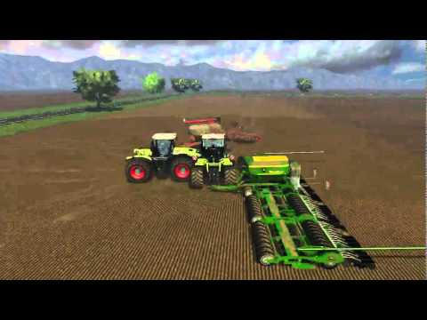 LIVE Big Farm #1/Farming Simulator 15 [multi]