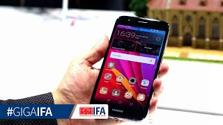 Huawei G8 - Hands-On - GIGA.DE