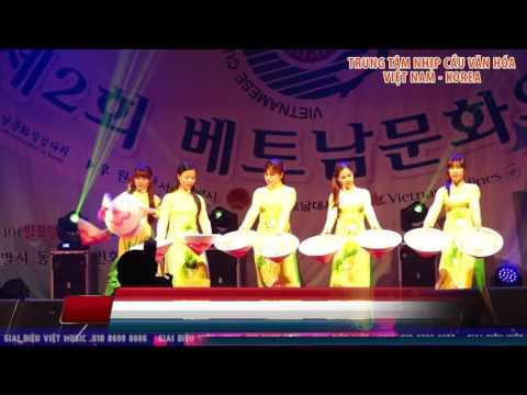 MỘT THOÁNG QUÊ HƯƠNG - NHÓM MÚA ÁO DÀI KOREA