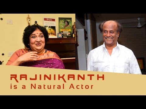 Its a great honour to be Rajini's wife - Latha Rajinikanth Exclusive Interview