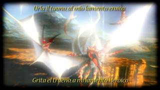 Rhapsody - Lamento Eroico (Traducido al Español)