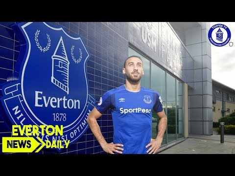 """""""Tosun The Best We Could Have Got In Europe""""   Everton News Daily"""