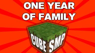 The Cube - One Year of Family