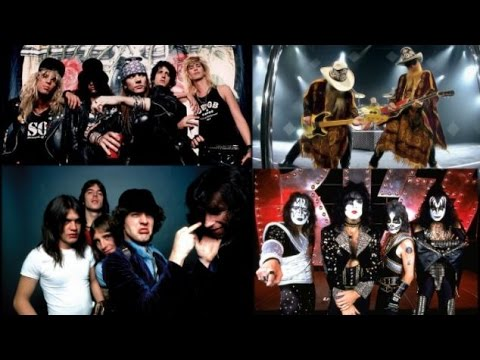 Top 50 Hard Rock Songs