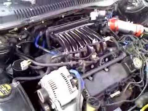 Ford 3 8 V6 Engine Diagram Lines 99 Ford Taurus Modified Vulcan Youtube