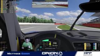Porsche 991 GT3 Cup Test - iRacing