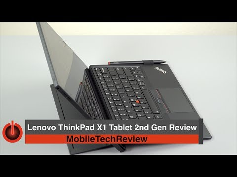 Lenovo ThinkPad X1 Tablet 2nd Gen Review